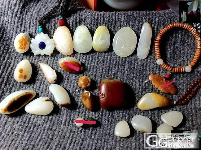 五月新货总览,十几件荷,总有你喜欢的~_传统玉石