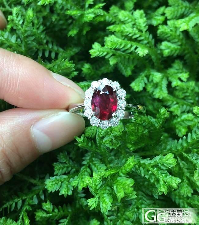 【傲蕾伊兰珠宝】分享一下最近做的成品款式_傲蕾伊兰珠宝