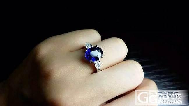 【RBG 定制欣赏】卖了还被很多人(包括我自己)惦记的一颗石头,成品超美_上海皇家蓝彩宝