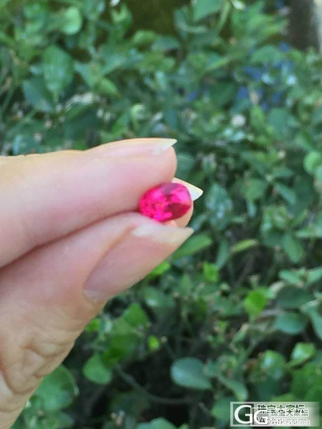 选尖晶,就是为了远看近看如灯泡般的明亮_尖晶石刻面宝石