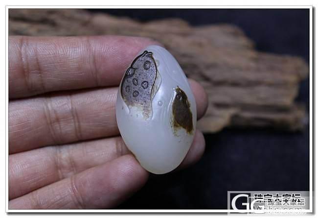 双鱼挂件_传统玉石