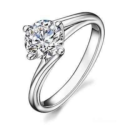 定制钻石戒指,独一无二的爱情信物_珠宝