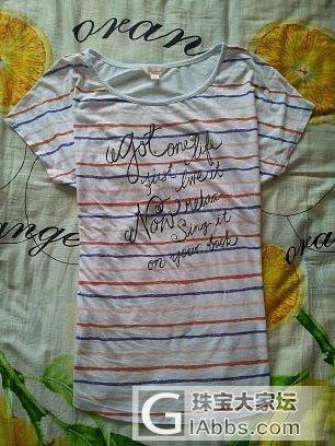 低转各种闲置品牌短袖T恤、短裤、小脚裤和鞋子,超值~_品质生活