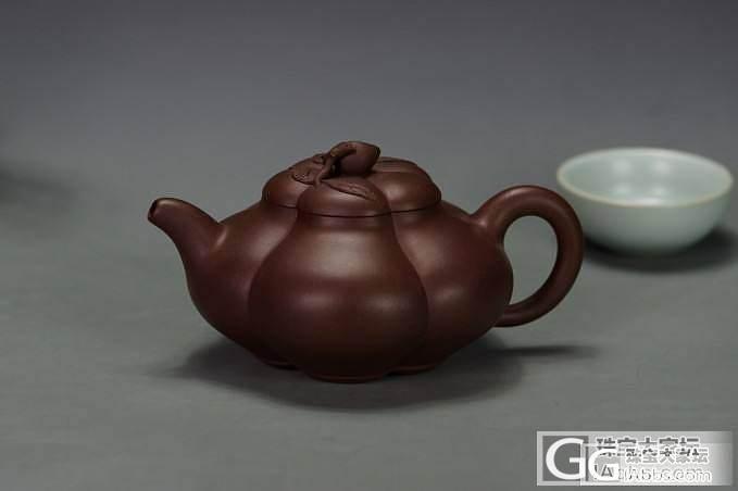 """◤终身包退 第117季◢乱码紫砂(stcxfdtc)""""茶人玩壶""""_文玩"""