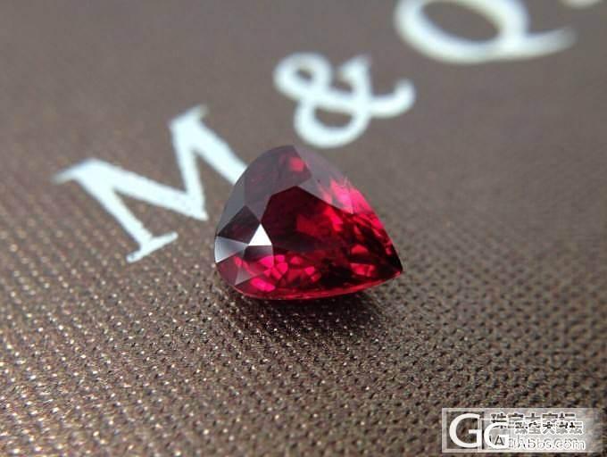 1.03克拉莫桑比克无烧 鸽血红 特价1.2万_莫桑石红宝石刻面宝石