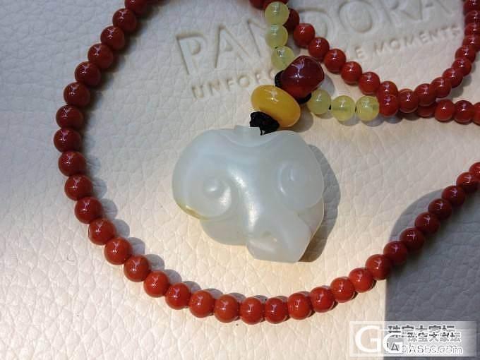 白玉如意、翁仲、南红、潘多拉摇滚固定扣、紫玉髓手镯、_珠宝