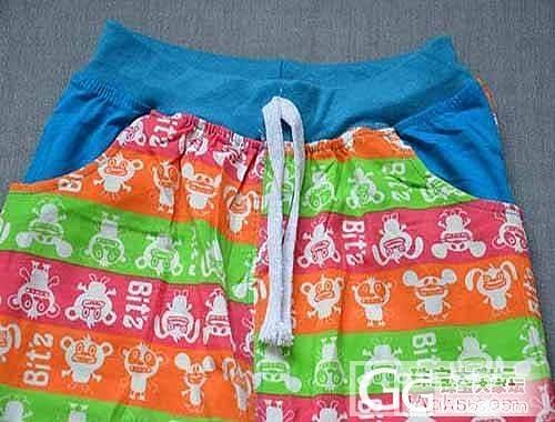 童装外贸原单尾货 男童外裤 沙滩裤_珠宝