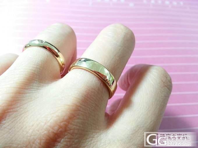结婚对戒,18K黄经典款_K金戒指金