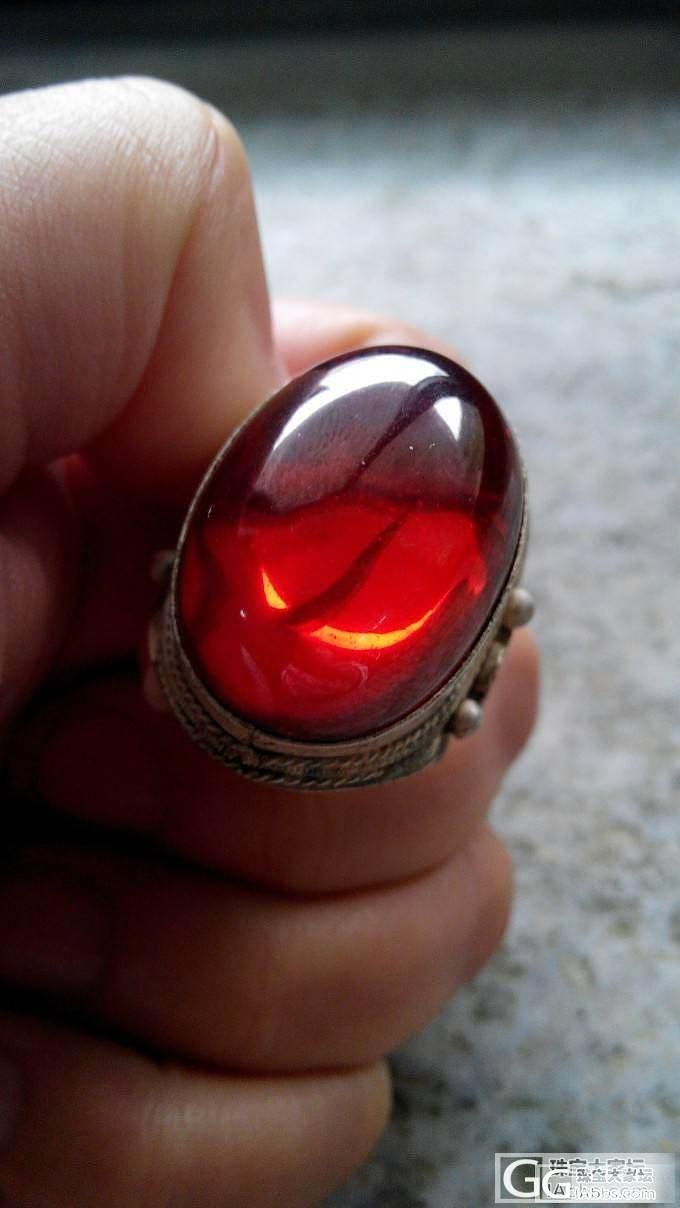 请各位帮忙看看这是啥石头_宝石刻面宝石