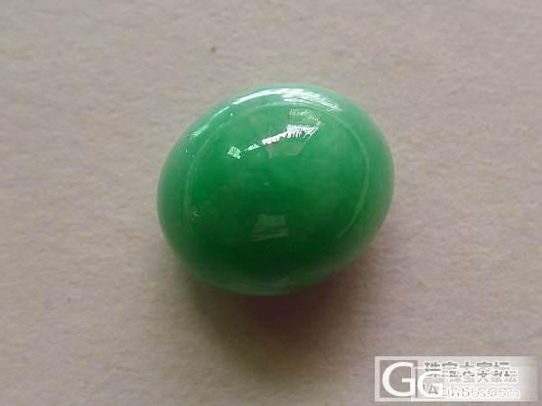 翡翠龙牌、绿蛋面、水滴、雕件、佛公等等_翡翠