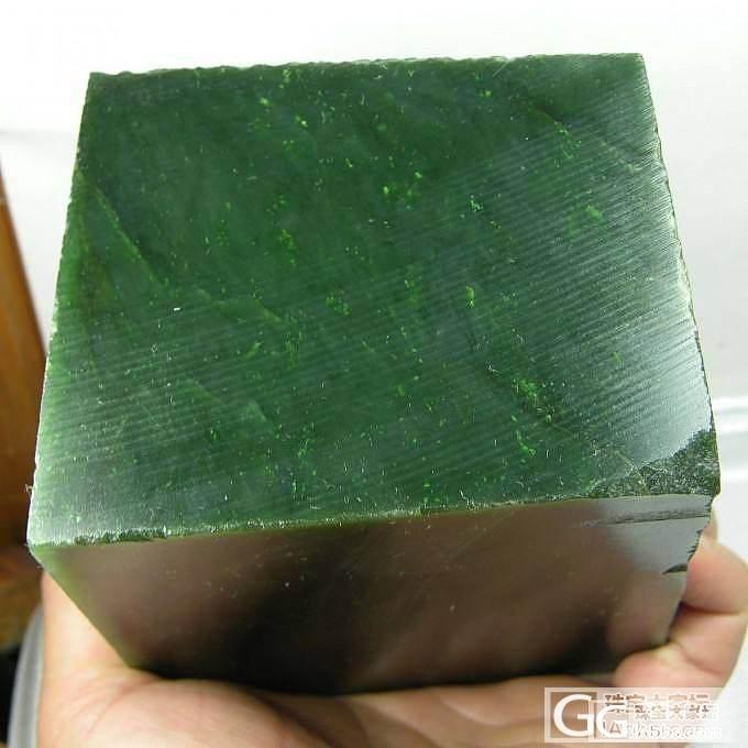这种颜色算作菠菜绿吗?行家给看看_碧玉