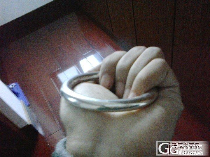 700转 兴昌久家 102 克 闭口 甜甜圈  内径55_银