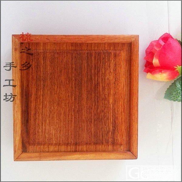 缅甸花梨木方手镯盒、抽拉盒,坛友价120元包邮哦_珠宝
