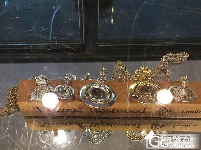 Vivienne Westwood意大利代购。项链篇。一律八折。13号人肉带回_海淘珠宝