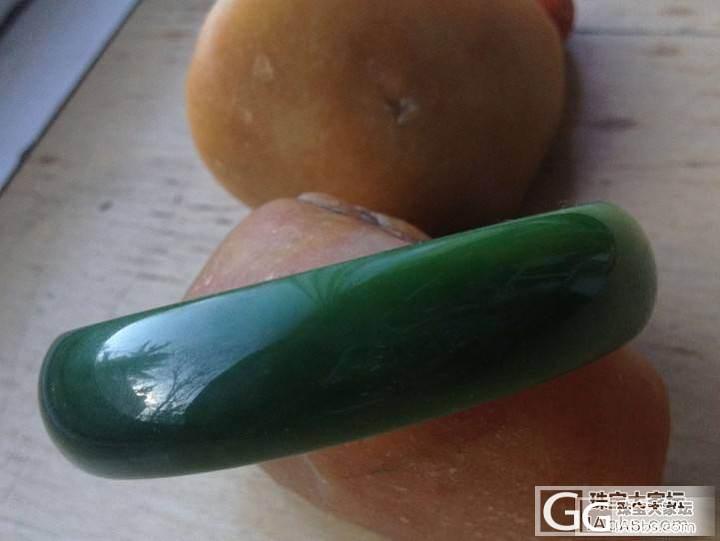 这算菠菜吗?_和田玉
