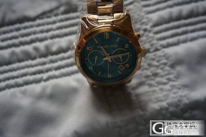 腕上集合-小舒圆珠-国色天香-MK手表-和田青海翠青-_珠宝