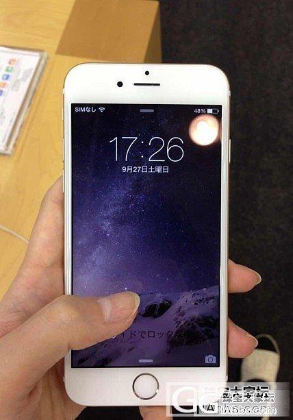 日本东京直邮 苹果6 代购,5200元,包邮,保证正品_海淘品质生活