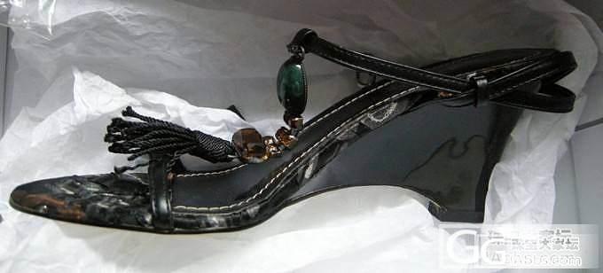 转全新闲置森达凉鞋、达芙妮单鞋和刺绣婚纱_品质生活