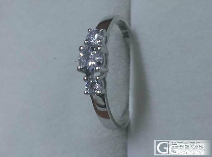 小钻戒 绿戒指 红宝石 和田玉荷花等等杂七杂八大清理_钻石