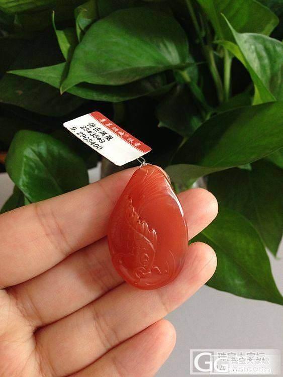 苏工南红作品 川料之:长寿福在、岁月静好、鱼、温婉、门神_珠宝