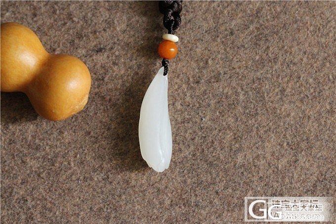 和田玉籽料小兰花&和田玉籽料貔貅戒面_传统玉石