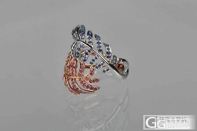 蓝宝石 红宝石 沙弗莱条戒,吊坠与耳钉_宝石