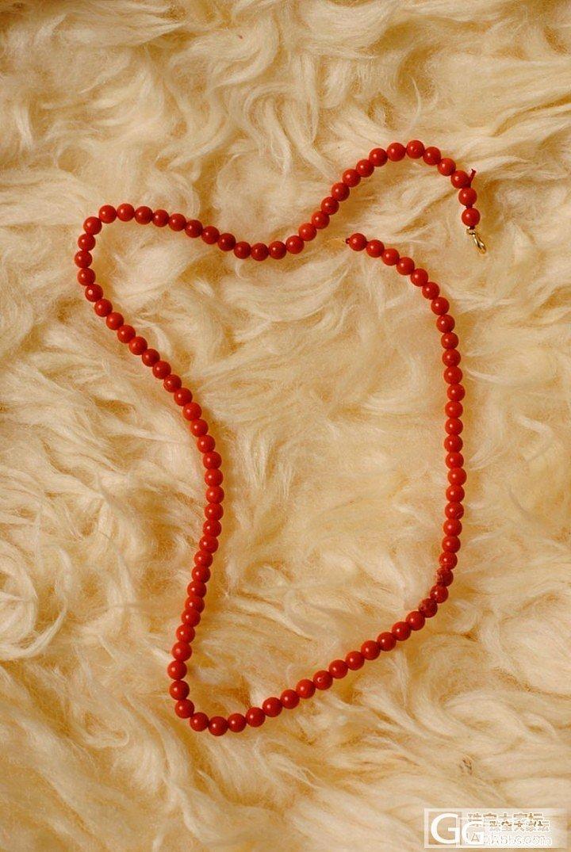 人生第一条红珊瑚项链_珊瑚