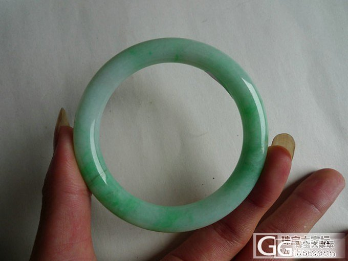 豆阳绿手镯,紫罗兰手镯。茄紫手镯_珠宝