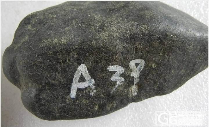 新购的一块原石,行家评鉴一下,谢谢_翡翠半成品