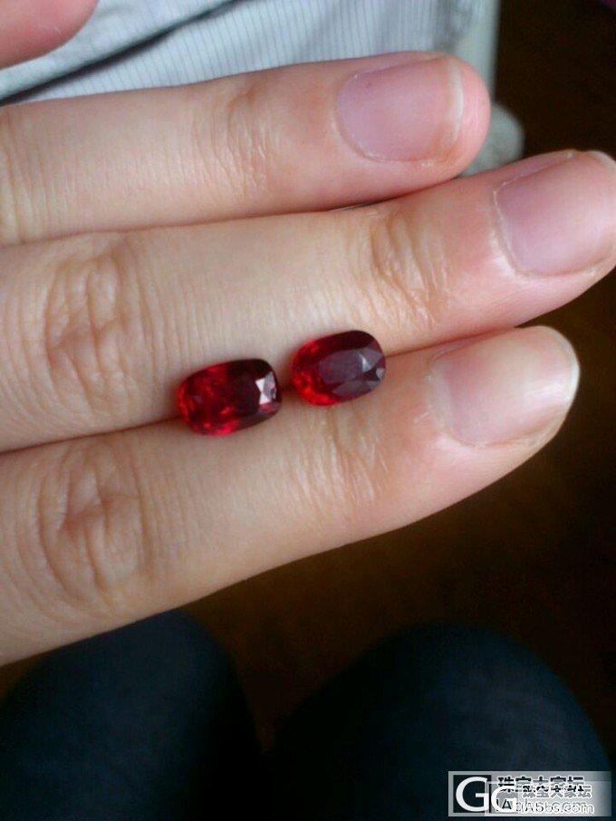 二选一,下定决心留一个_刻面宝石红宝石
