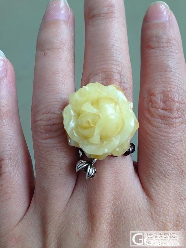 欧团长的玫瑰花,美到没朋友_珠宝