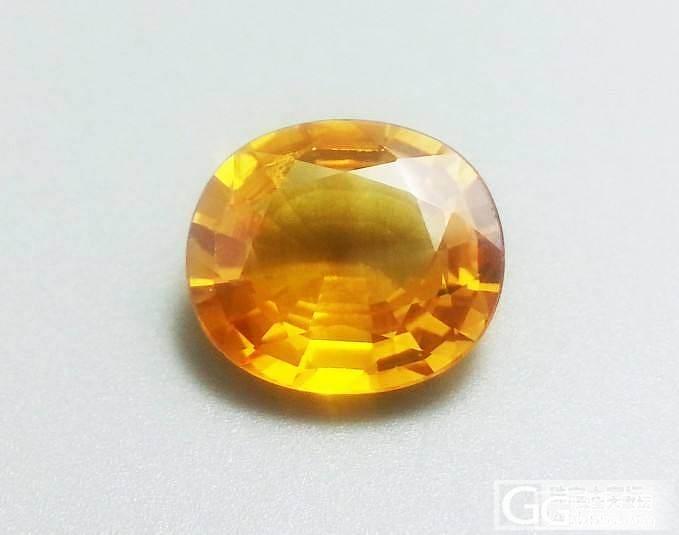 金光闪闪,黄色蓝宝石_宝石
