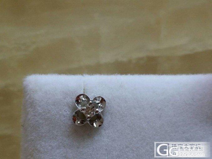 全新钻石小鸟—钻石耳钉、吊坠亏出!_钻石