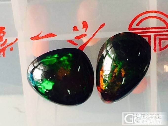 黑欧珀上彩图啦!白菜价扬州工和田籽料雕件、和田籽料手串(10毫米的珠子)_珠宝