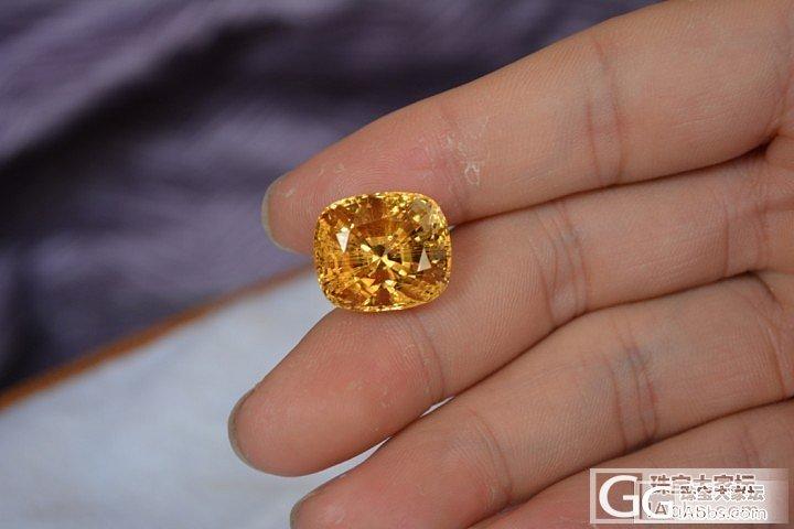未来的鸽血红和皇家蓝――缅甸赛黄晶_宝石刻面宝石