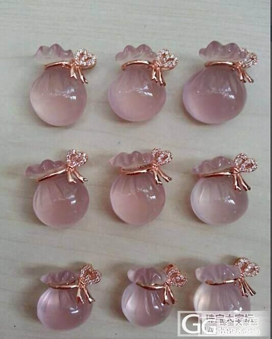 新店福利----------粉晶福袋  99元_宝石