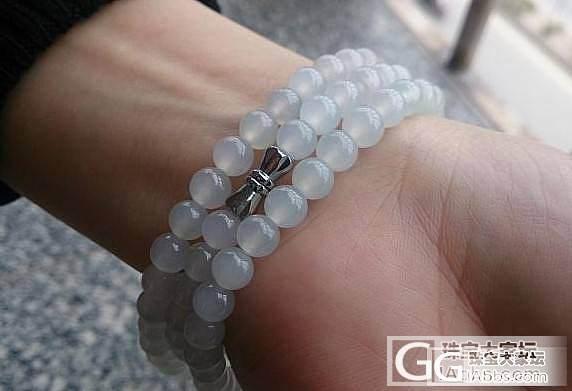 翡翠珠项链,手链_翡翠