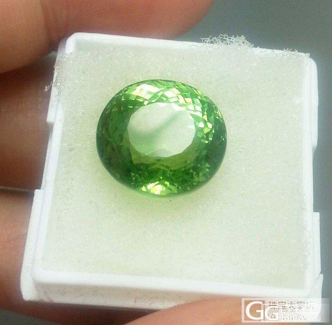 这是苹果绿还是薄荷绿?_珠宝