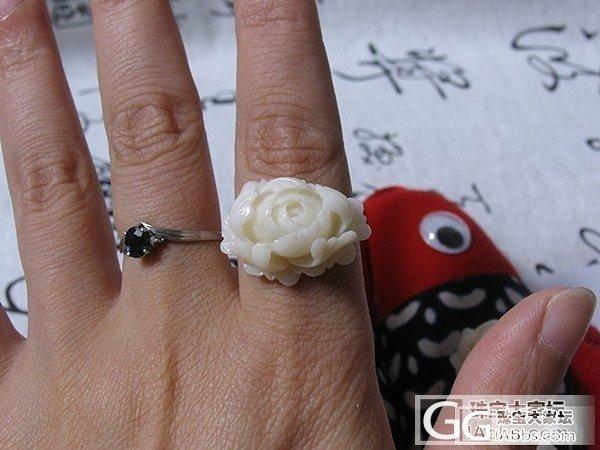 日本台湾珊瑚红默默白默默珊瑚牡丹花花_有机宝石