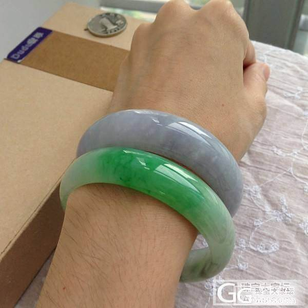 [Dudu]绿镯,紫镯,微信号dudujade_Dudu翡翠