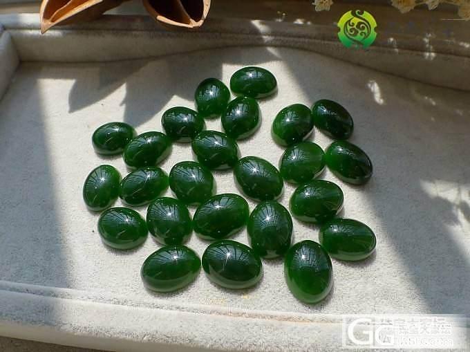 【品尚】啊北7.27新货:菠菜绿碧玉大蛋面,开团(全拍)_品尚翡翠