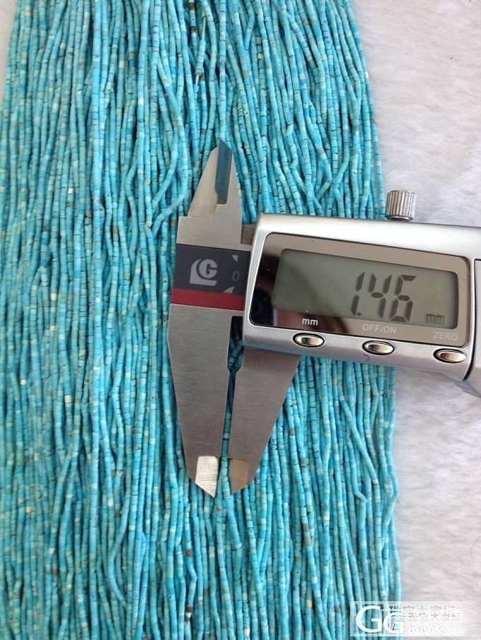 前几天编的青金石阿富汗极细小桶珠1.85,mm_珠宝