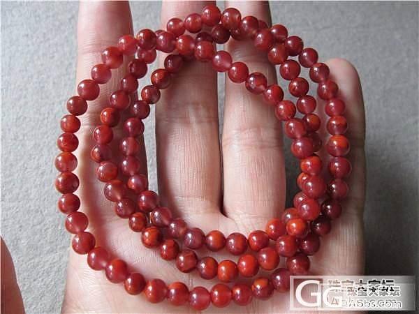挣信誉款,南红四条手链45-128元_传统玉石