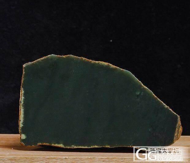 绿色和田玉原石大量供应 - 欲购从速_珠宝