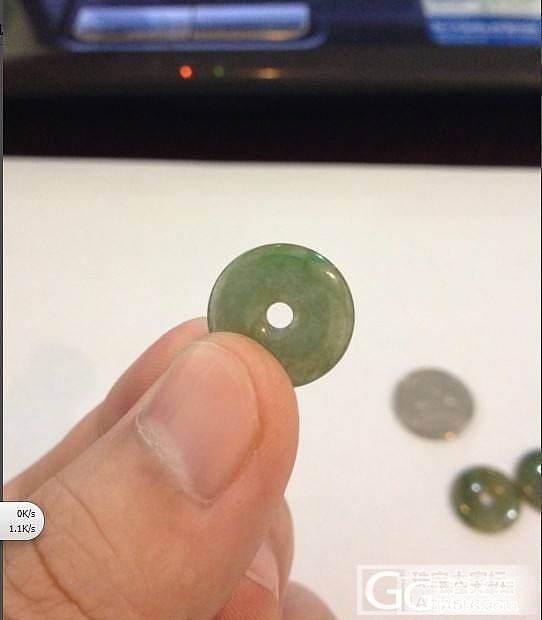 0.302PT戒指+5个白菜平安扣_钻石