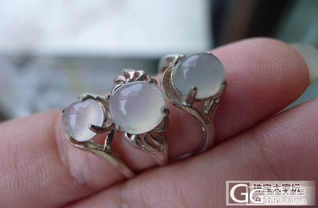 【玉玲珑】~9.4特惠的翡翠戒指一手2~_翡翠
