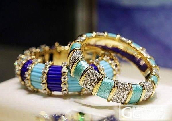 蒂芙尼全新碧海系列珠宝 令人怦然心动的蓝宝石_钻石