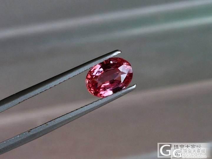 收藏级别的帕帕拉恰颜色超棒 1.62克拉 有高清视频_宝石