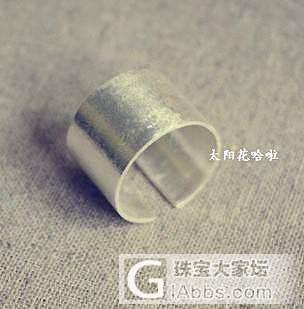 大家喜欢秀气的戒指还是个性一点的_银