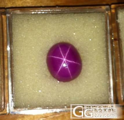印度买的星光石_名贵宝石